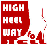 logo high heel way to hell